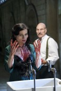 Macbeth - Kate Fleetwood and Patrick Stewart in Rupert Goold's Production