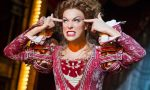 The splendid Hannah Waddingham in Kiss Me, Kate