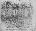Da Vinci's Cloudburst - a work by a true genius