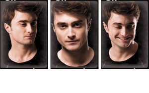 Daniel Radcliffe - STAR (not pictured: other actors)