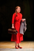 Joanna Horton as Helena in All's Well That Ends Well. Photo by Ellie Kurttz