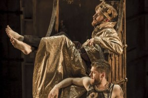 edward ii and gaveston: not your everyday production