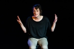 ©Richard Davenport 2013. 2nd August 2013. Edinburgh Fringe Festival. Phoebe Waller-Bridge in Fleabag at the Big Belly, Underbelly. Photo Credit: Richard Davenport