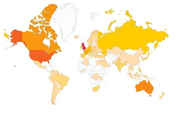 Visitors 2013
