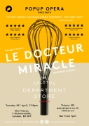 Le Docteur Miracle - Pop-up Opera