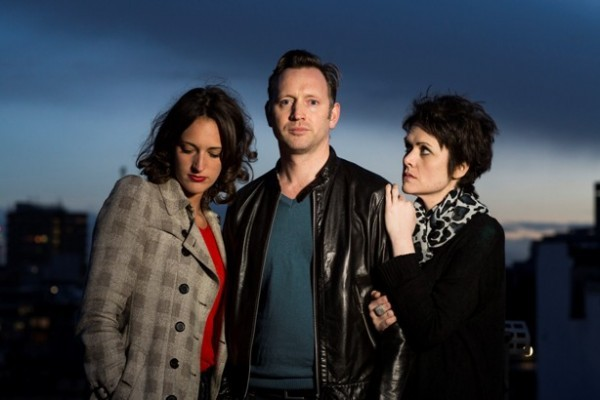 Full Cast - Phoebe Waller-Bridge, Rufus Wright and Lu Corfield