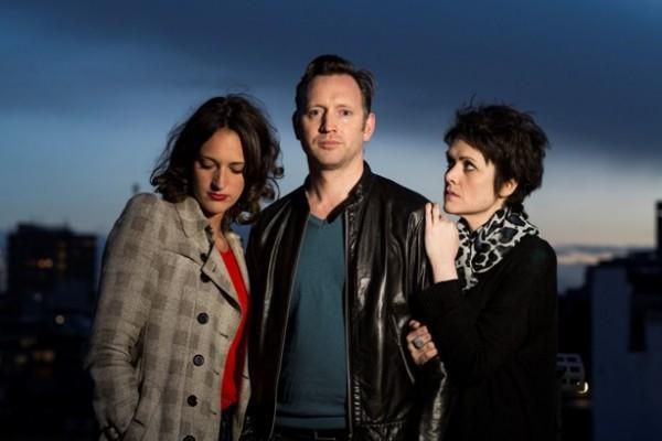 Full Cast - Phoebe Waller-Bridge, Rufus Wright and Lu Corfield