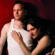 The one  Phoebe Waller-Bridge and Rufus Wright