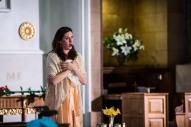 Eve Daniell (Fiordiligi), Pop-Up Opera, Cosi, Summer Season 2014 (courtesy Richard Davenport)
