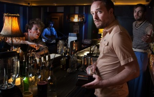 Ablutions, Fellswoop Theatre, Soho Theatre, courtesy of Charley Murrell