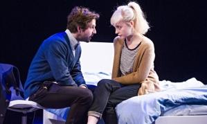 Olivia-Vinall-and-Damien Moloney Hard Problem Credit Alastair Muir