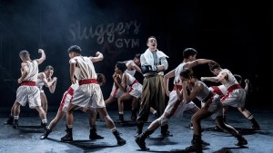 'So you wanna be a boxer' Bugsy Malone. Photograph: Manuel Harlan